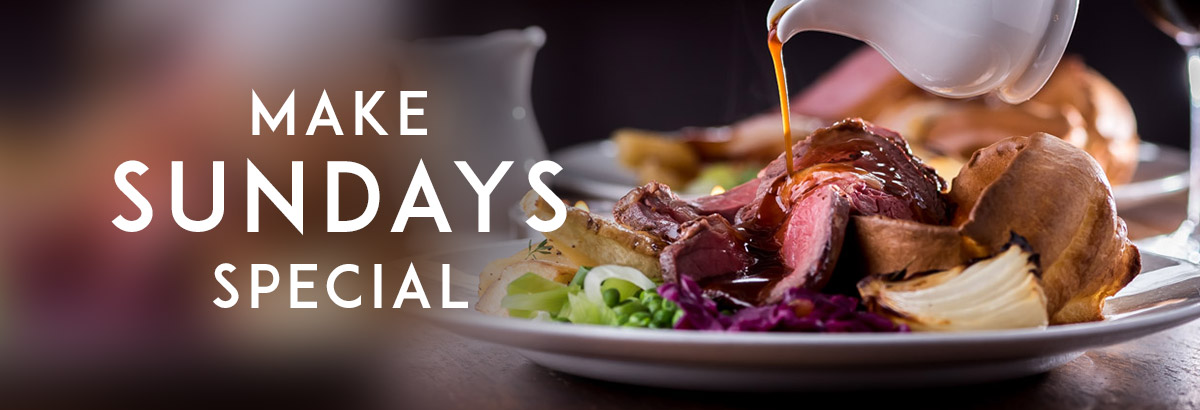 Special Sundays at The Royal Standard