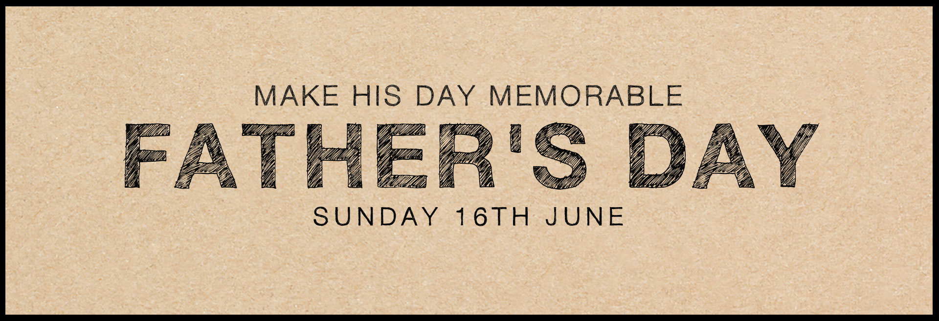 Father's Day at The Royal Standard