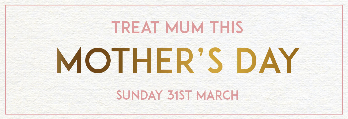 Mother's Day at The Royal Standard